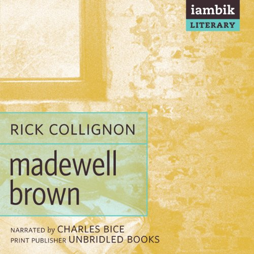 Madewell Brown audiobook cover art