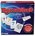 Rummikub by Pressman - Classic Edition - The Original Rummy Tile Game, Blue by Pressman
