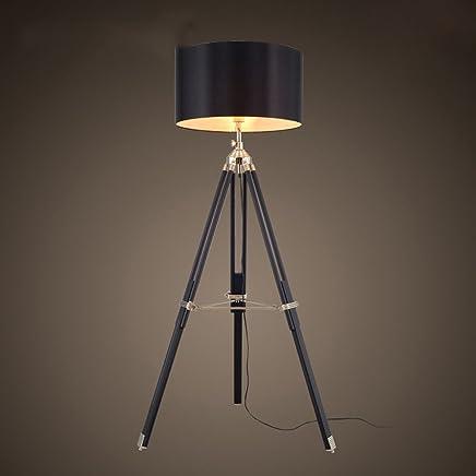 Lámparas Iluminación De Amazon Acero esLampara Tripode 35JuTlFK1c