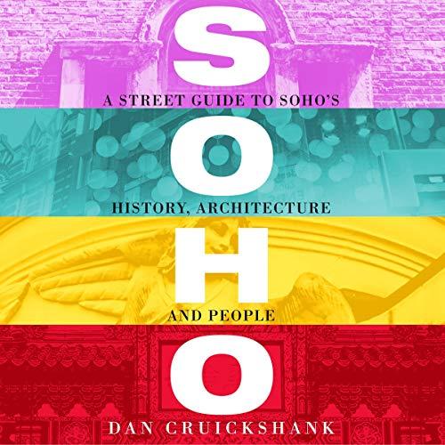 Soho audiobook cover art