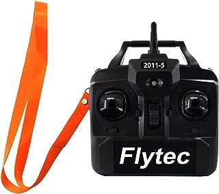 B Blesiya Control Remoto Mando a Distancia para Flytec 2011-5 Barco Cuerpo Partes - 40 x 45 x 170 mm