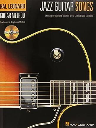 Jazz Guitar Songs: Hal Leonard Guitar Method Supplement by Hal Leonard Corp.(2008-04-01)
