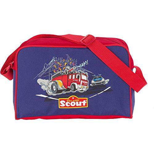 Scout Sporttasche Sporttasche I Feuerwehr 12 Liters Blau 25010296100