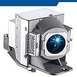 Loutoc Ersatzprojektorlampe 5J.J7L05.001 für Benq W1070 W1080ST + W1080ST W1070 + W1070 + W TH681 MH680 TH682ST TH681 TH680 MH630 Projektor