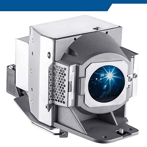 Loutoc W1070 W1080ST Bombilla de Repuesto para proyector Benq W1070 + W1070 + W W1080ST + TH681 MH680 TH680 TH682ST (5J.J7L05.001 / 5J.JAH05.001)