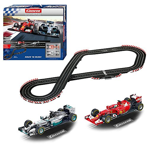 Carrera Digital 132 - 20030183 - Circuit - Race 'n Rush