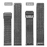 Zoom IMG-1 tstrap orologi cinturini maglia milanese