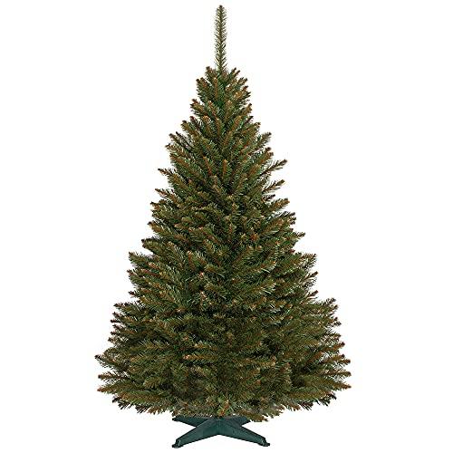 SPRINGOS Sapin de Noël artificiel en épicéa du Caucase, 220 cm, très détaillé, qualité supérieure (hauteur...