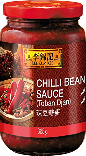 Lee Kum Kee Chili Bean Sauce, 13 Ounce (Pack of 12)