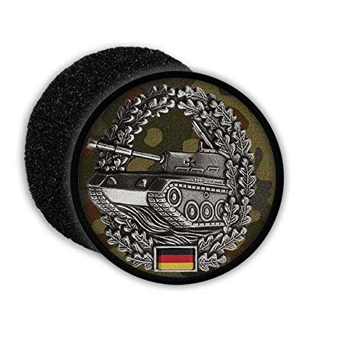 Copytec Patch Bw Panzertruppe PzT Abzeichen Einheit Bundeswehr Tarnung Aufnäher #21303