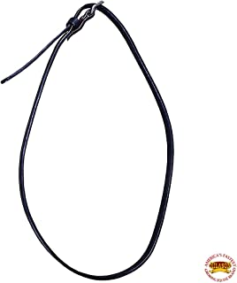 HILASON Throat Latch Replacement Strap Horse Headstall Harness Leather