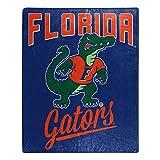 Northwest Company Florida Gators Alumni Raschel Throw Blanket, Multicolor (1COL070500016RET)