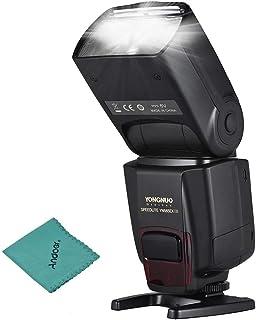 Yongnuo YN565EX III/N Drahtloses TTL Flash Speedlite GN58 High Speed Recycling unterstützt USB Firmware Upgrade für Nikon DSLR Kameras