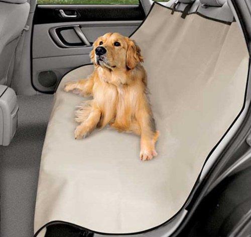 Fifth Gear Waterproof Protective Rear Auto Car Seat Dog Pet Cov