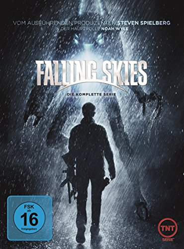 Falling Skies - Die kompletten Staffeln 1-5 (exklusiv bei Amazon.de) [Limited Edition] [15 DVDs]