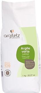 Argiletz Arcilla Verde, superfino, 1,000 g