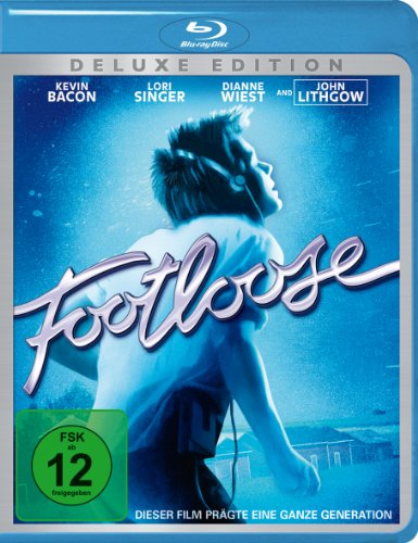 Footloose [Blu-ray] [Deluxe Edition]
