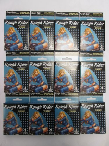 Rough Rider Condoms Studded