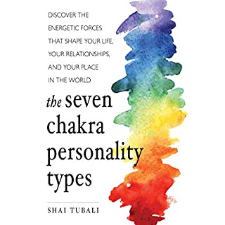 The Seven Chakra Personality Types audiobook cover art