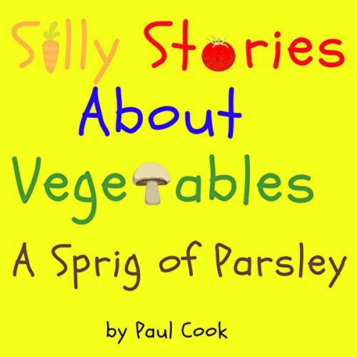 A Sprig of Parsley audiobook cover art