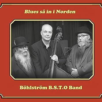 Blues så in i Norden