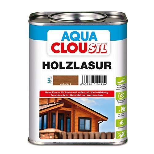 AQUA CLOUsil L12 eiche 0,750 L