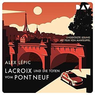Lacroix und die Toten vom Pont Neuf Titelbild