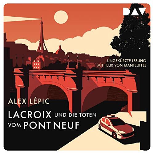 Lacroix und die Toten vom Pont Neuf cover art