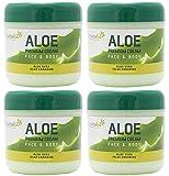 Tabaibaloe Premium Crema de Aloe Vera para cara y...