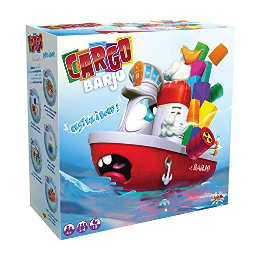 Splash Toys - Cargo Barjo - Jeu Enfants Famille - Dès 4 ans - Jeu d'adresse