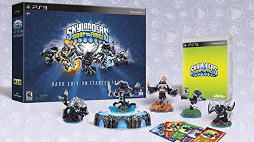 Preisvergleich Produktbild Skylanders Swap Force - Dark Edition Starter Pack (Playstation 3) [UK IMPORT]