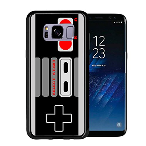 Old School Gaming Controller for Samsung Galaxy S8 2017 Case Cover by Atomic Market