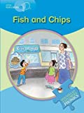 Little Explorers B Fish and Chips (Macmillan English Explorers Phonics Reading Series)