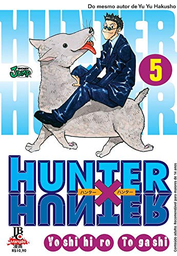 Hunter X Hunter - Vol. 5