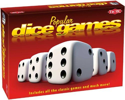Tactic Games UK - Gioco di Dadi [Lingua Inglese]