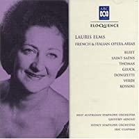 French & Italian Arias by Lauris Elms