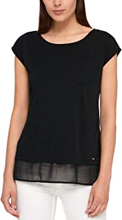 TOMMY HILFIGER Layered-Look T-Shirt