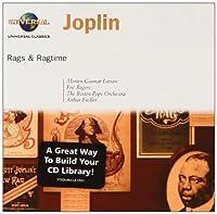 Rags & Ragtime by Morten Gunnar Larsen (2004-08-10)