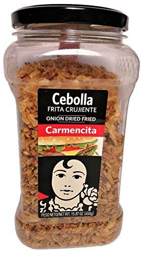 Carmencita cipolla essiccata fritta 450 gr.