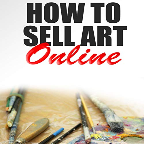 How to Sell Art Online cover art
