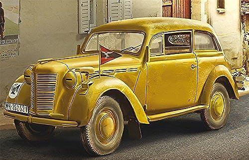 ICM 1. 3.5. 3.5.4.7.8. Deutschland Opel Kadett K3.8. Saloon Personal Auto
