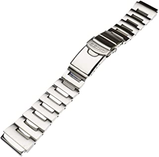 Steel Watchband For Monster Watch. Genuine Seiko Watch Band 20mm.