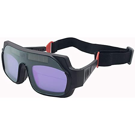 Welding Glasses Mask Helmet Eyes Solar Auto Darkening Safety Protective Eyes