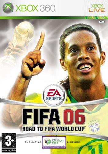 Electronic Arts FIFA 06 - Juego (Xbox 360, Deportes, E (para todos))