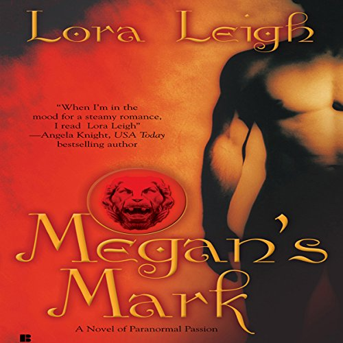 Megan's Mark cover art