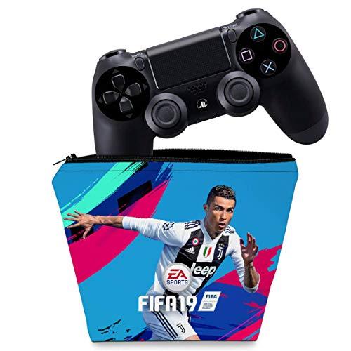 Capa PS4 Controle Case - FIFA 19