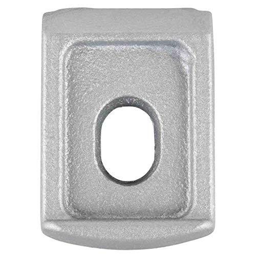 Sicherungsklinke, verzinkt, für Gerätedreieck, Kat kommunal 0, 1, 2 & 3, für Anschweißdreieck, für Anbaudreieck, verzinkte Ausführung