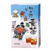 三盛物産 100個セット 桃太郎麦茶 [麦茶パック10g×5個]