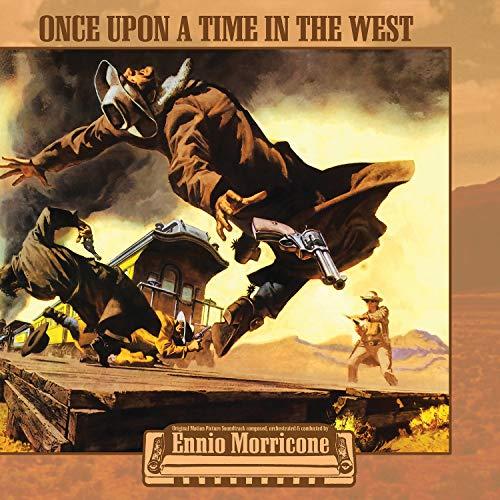 C'Era Una Volta Il West (180 Gr. Vinyl Transparent + Poster Limited Edt.)
