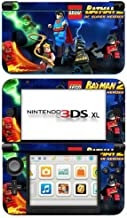 LEGO Batman 2: DC Super Heroes Game Skin for Nintendo 3DS XL Console